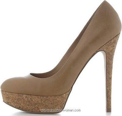 Модные туфли Аldo весна-лето 2011