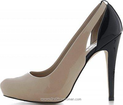 Лаковые туфли Аldo