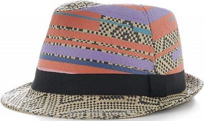 Модные шляпа Аldo весна-лето 2011