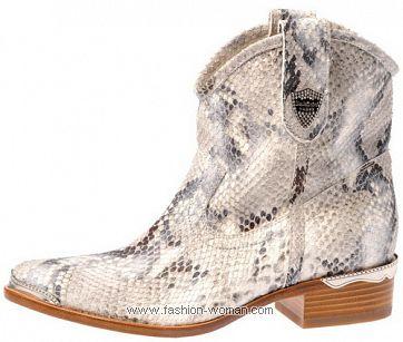 Женская обувь от Baldinini Весна-Лето 2011