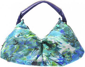 Текстильная сумка Балденини весна-лето 2011