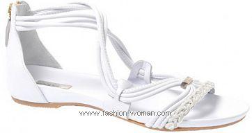 Модные сандалии от Балденини
