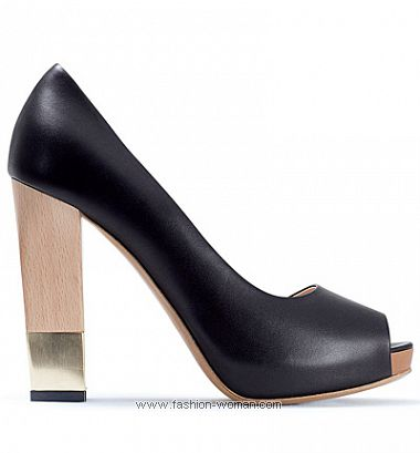 Женская обувь - Bally весна-лето 2011