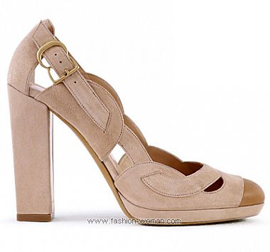 Обувь Bally весна-лето 2011