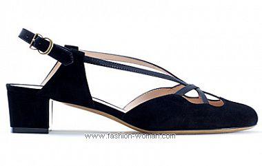 модная обувь 2011
