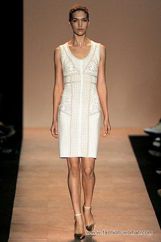 модные бандажные платья 2011