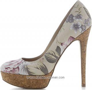 Модные туфли Алдо весна-лето 2011