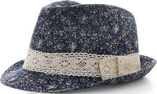 Модная шляпа от Aldo