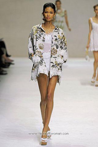 Мода от  Dolce & Gabbana весна-лето 2011