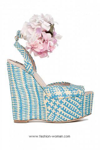 Летняя обувь от Дольче и Габбана