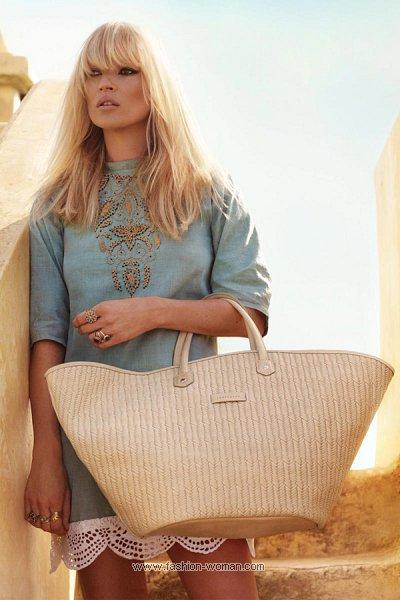 пляжная сумка лето 2011