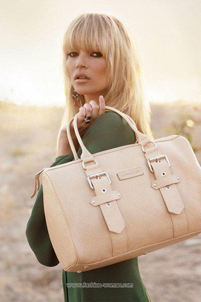 модная сумка от Longchamp весна-лето 2011