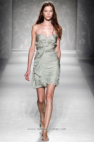 Коктейльное платье от Alberta Ferretti