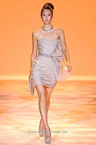 Нежное коктейльное платье от  Christian Siriano