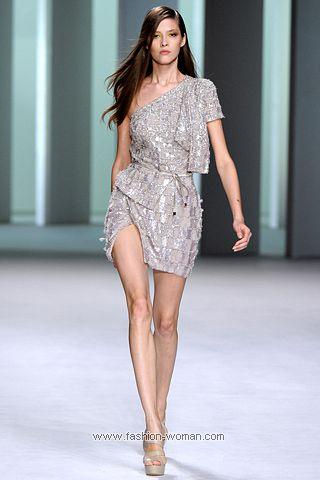 Коктейльное платье от Elie Saab