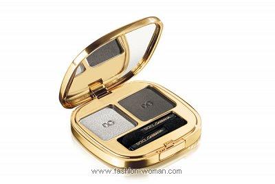тени Dolce & Gabbana весна 2011