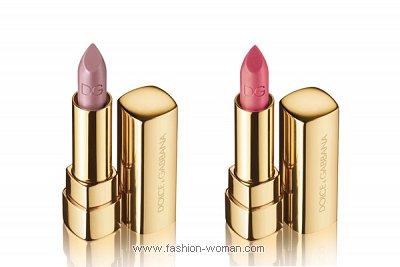 помада Dolce & Gabbana весна 2011