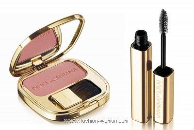 косметика Dolce & Gabbana весна 2011