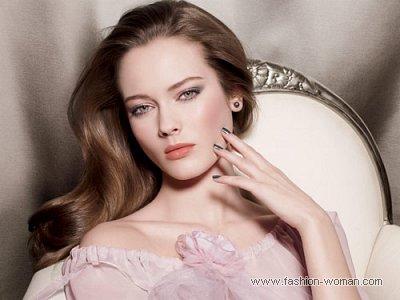 макияж Chanel весна 2011