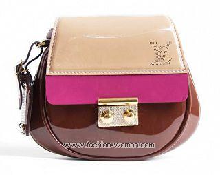 Лаковая сумка Louis Vuitton весна-лето 2011