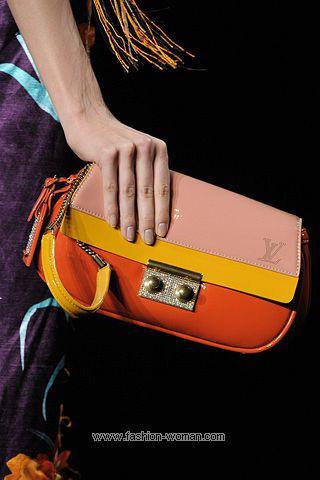 летняя модная сумка