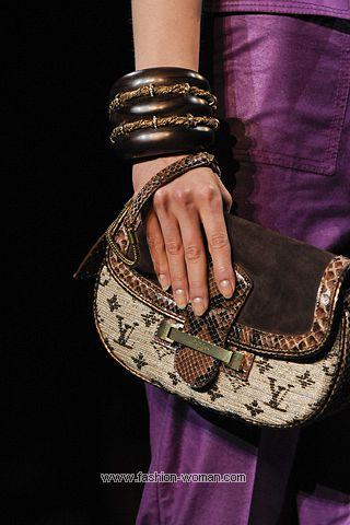 Женская сумка Louis Vuitton лето 2011