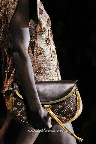 Модные Cумки Louis Vuitton весна-лето 2011