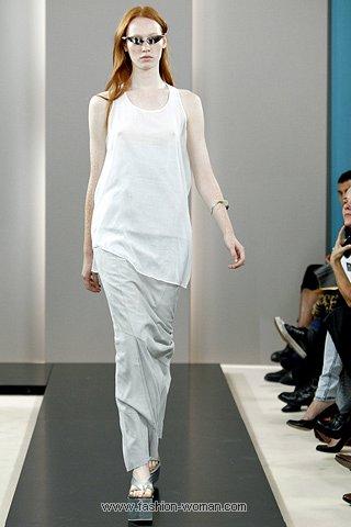 Длинная юбка от Acne