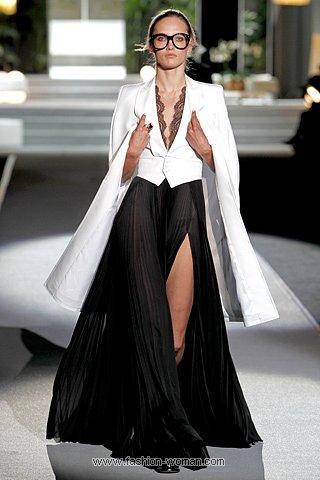 Длинная плиссированная юбка от Dsquared