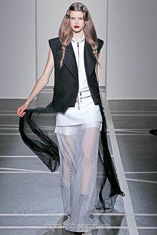 Шифоновая макси-юбка от Givenchy