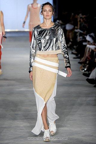 Узкая длинная юбка от Rag & Bone