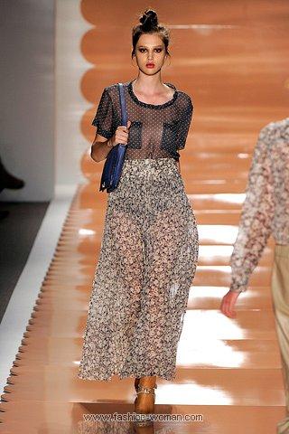 летняя мода от Rebecca Taylor