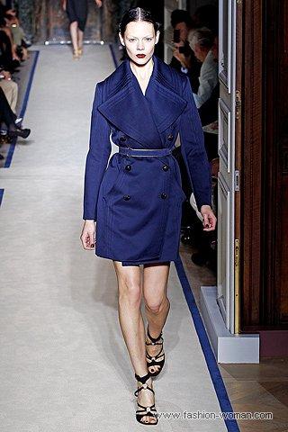 Модная верхняя одежда весна 2011