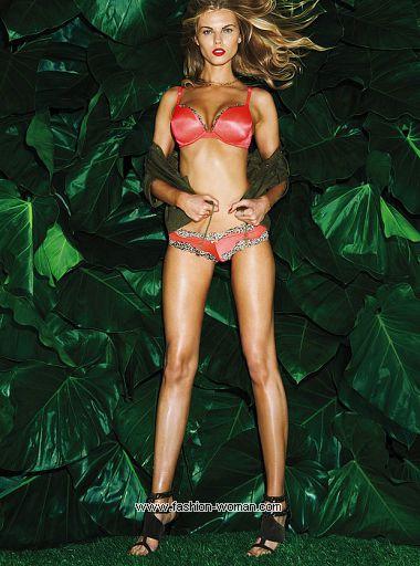 Новая коллекция нижнего белья от Victoria's Secret