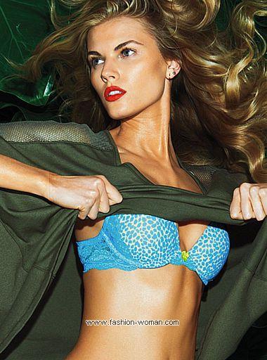 модное  нижнее белье от Victoria's Secret