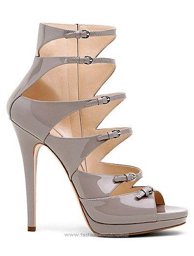 Модная обувь Касадеи весна-лето 2011