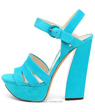 Летняя обувь 2011 от Касадеи