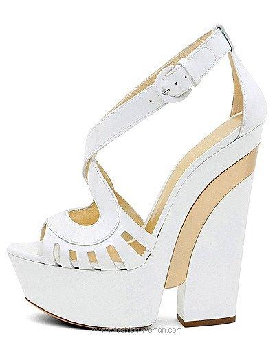 Фото летней обуви 2011