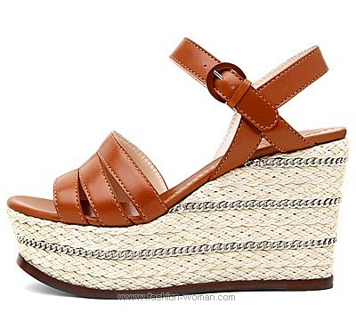 Кожаная обувь от Casadei