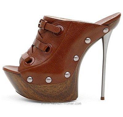 Женская летняя обувь 2011
