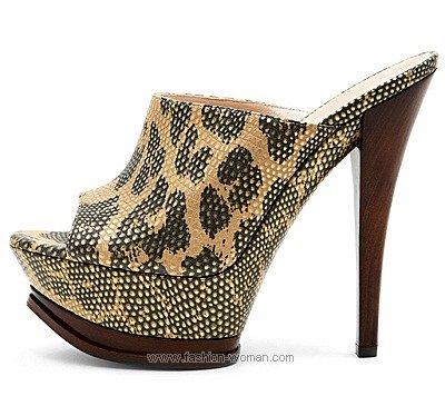 Модная женская обувь Casadei весна-лето 2011