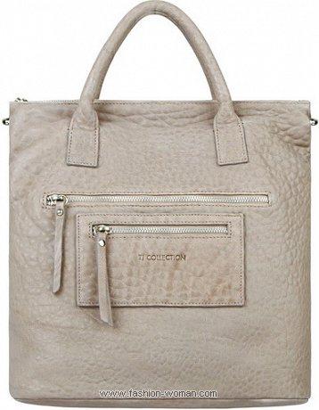 модная сумкаTJ Collection весна 2011
