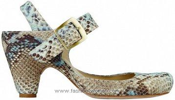 туфли TJ Collection весна 2011