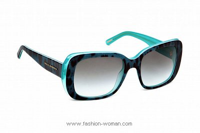 Модные очки Dolce & Gabbana 2011