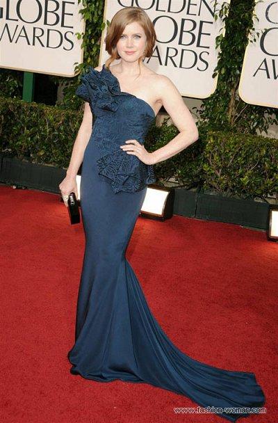 Емі Адамс у сукні Marchesa
