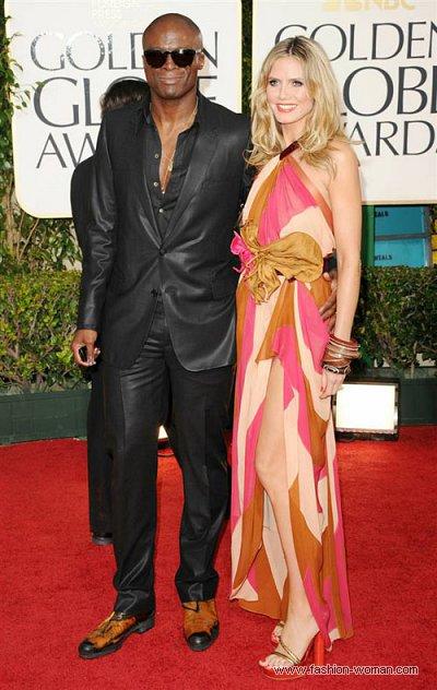 Хайді Клум у сукні Marc Jacobs