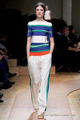 Полоска - модный тренд весна-лето 2011