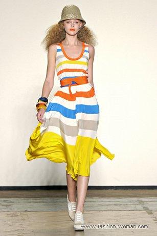 модный сарафан от Marc By Marc Jacobs весна-лето 2011