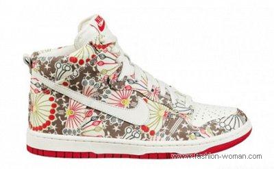 Модная спортивная обувь 2011