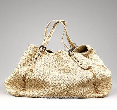 модная летняя  сумка от Bottega Veneta